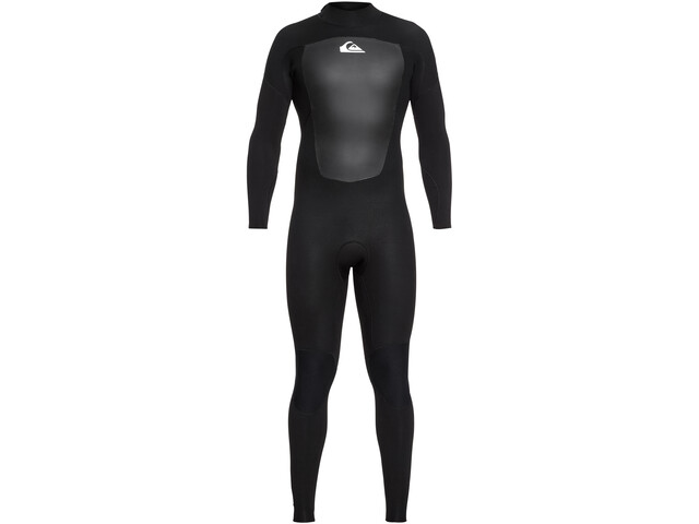 Quiksilver 3/2mm Prologue Steamer Wetsuit Men, black